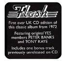 CD UK sticker
