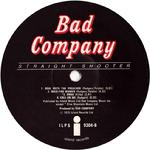 LP US label