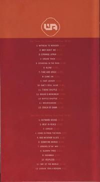 CD Germany booklet back