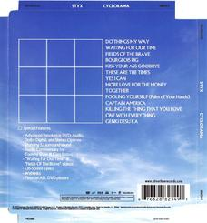 DVD-A US tray