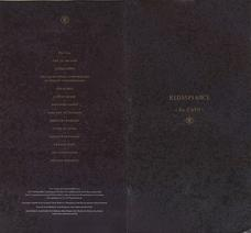 CD Germany special edition booklet front/back