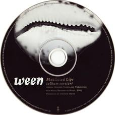 CD US promo label