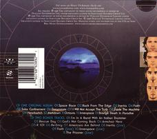 2CD US slip-case back