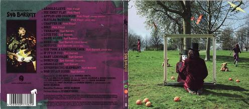 CD US digipak  front/back