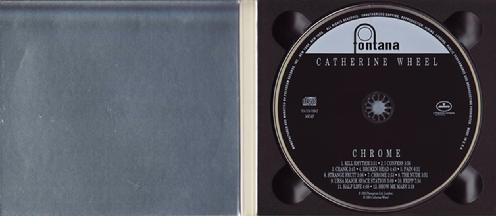 CD US ltd edition inside/label