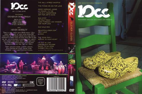 DVD EU front/back