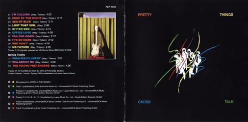 CD Germany booklet front/back