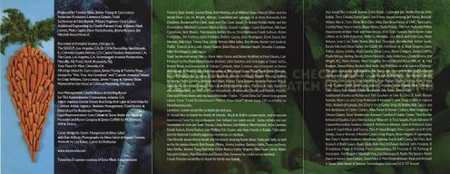 DVD-A US insert inside
