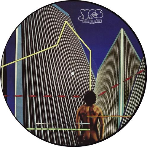LP picture disc EU front