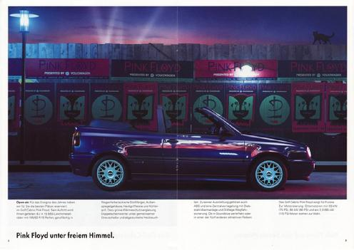 Cabriolet brochure pages 2 & 3