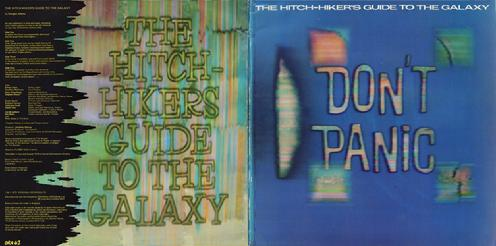 The Hitch Hiker S Guide To The Galaxy Album 1979