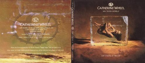 CD US promo front/back