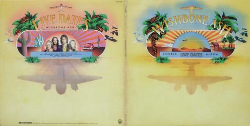 LP US front/back