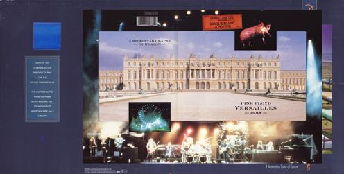 LP France w/wrap-around poster & sticker