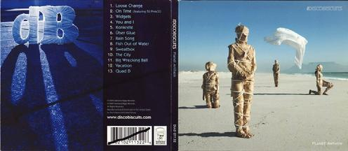 CD US front/back