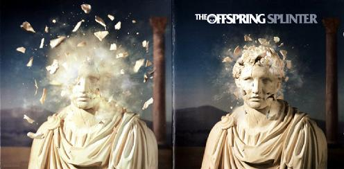 CD Austria booklet front/back